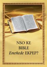 Nso ke Bible Enen̄ede Ekpep?