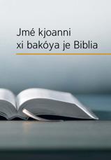 Jmé kjoanni xi bakóya je Biblia