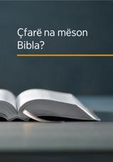 Çfarë na mëson Bibla?