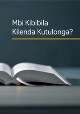 Mbi Kibibila Kilenda Kutulonga??