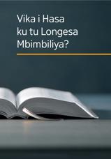 Vika i Hasa ku tu Longesa Mbimbiliya?