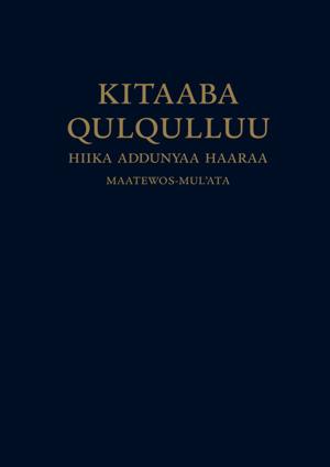 Kitaaba Qulqulluu Intarneetii irraa – MP3, AAC, PDF, EPUB