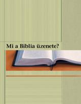 Mi aBiblia üzenete?