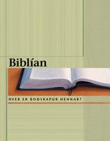 Biblían – hver er boðskapur hennar?