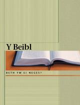Y Beibl—Beth Yw Ei Neges?