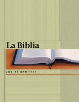 La Biblia ¿de xí rani'ni?