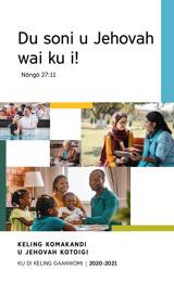 Seti u di Keling Komakandi u 2020-2021—Ku di keling-gaanwomi