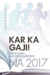Tsarin Ayyuka na Taron Yanki na 2017