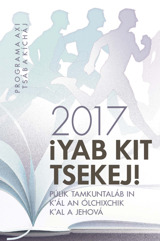 Programa in k'ál an púlik tamkuntaláb regional 2017
