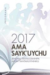 2017 watapi Jatun Tantakuypaj programa
