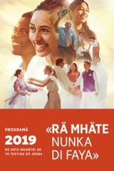 Rä programä pa rä däta mhuntsˈi regional 2019