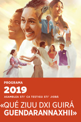 Programa sti' asamblea 2019
