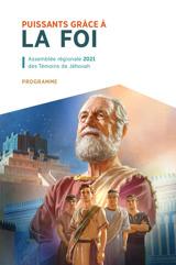 Programme de l'assemblée régionale2021