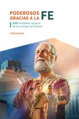 Programa de la asamblea regional del 2021