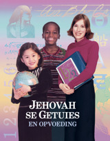 Jehovah se Getuies en opvoeding
