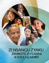 Zi nsangu zyaku zimboti zi fumini kwidi Nzambi!
