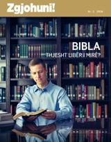 Nr.2 2016| Bibla—Thjesht libër i mirë?
