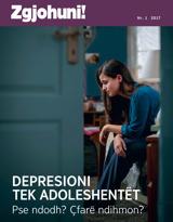 Nr.1 2017  Depresioni tek adoleshentët—Pse ndodh? Çfarë ndihmon?