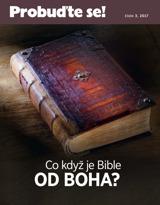 č.3, 2017| Co když je Bible od Boha?
