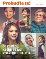 č.2, 2019| Šest věcí, které se děti potřebují naučit