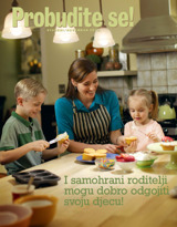 studeni2012.| I samohrani roditelji mogu dobro odgojiti svoju djecu!