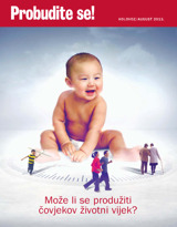 kolovoz2013.| Može li se produžiti čovjekov životni vijek?