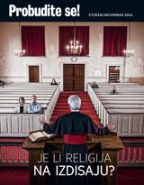 studeni2015.| Je li religija na izdisaju?