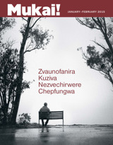 January2015| Zvaunofanira Kuziva Nezvechirwere Chepfungwa