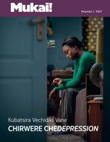 Nhamba1 2017  Kubatsira Vechidiki Vane Chirwere cheDepression