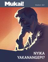 Nhamba6 2017  Nyika Yakanangepi?