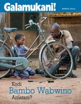 March2013| Kodi Bambo Wabwino Amatani?