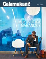 May2014| Kodi Mungatani Ngati Mukuvutika Maganizo?