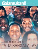 November2014| Kodi Mungatani Kuti Muzisangalala?