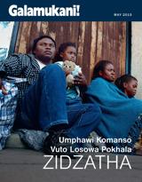 May2015| Umphawi Komanso Vuto Losowa Pokhala Zidzatha