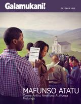 October2015| Mafunso Atatu Omwe Anthu Amafuna Atafunsa Mulungu