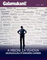 Na.3 2016| A Mboni za Yehova Akumasulira M'zinenero Zambiri