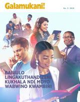 Na.3 2019| Baibulo Lingakuthandizeni Kukhala ndi Moyo Wabwino Kwambiri