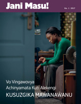 Na.1 2017| Vo Vingawovya Achinyamata Kuti Alekengi Kusuzgika Maŵanaŵanu