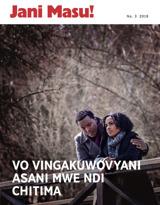 Na.3 2018| Vo Vingakuwovyani Asani mwe Ndi Chitima