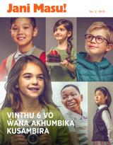 Na.2 2019| Vinthu 6 vo Ŵana Akhumbika Kusambira