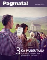 Oktubre2015| 3 ka Pangutana nga Gusto sa Tawo nga Ipangutana sa Diyos