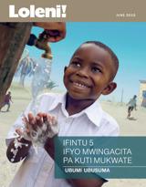 June2015| Ifintu 5 Ifyo Mwingacita Pa Kuti Mukwate Ubumi Ubusuma
