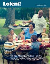 December2015| Ifyo Mwingacita pa Kuti Muleumfwana mu Lupwa