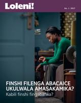 Na.1 2017| Finshi Filenga Abacaice Ukulwala Amasakamika? Kabili Finshi Fingabafwa?