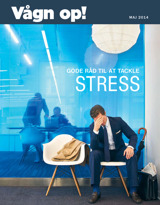 Maj 2014 | Gode råd til at tackle stress