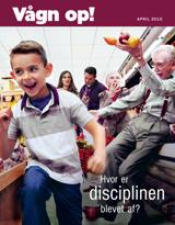April 2015  Hvor er disciplinen blevet af?