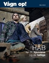 Maj 2015| Håb for de hjemløse og de fattige