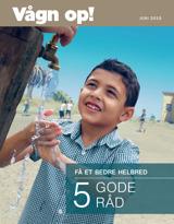 Juni 2015| Få et bedre helbred – 5 gode råd