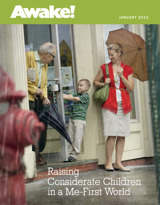 January2013| Raising Considerate Children in a Me-First World