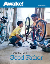March 2013 | How to Be a Good Father